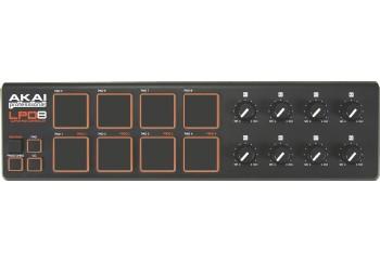 Akai LPD8 Laptop Pad Controller