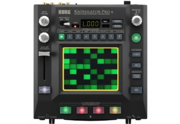Korg Kaossilator Pro Plus Dynamic Phrase Synthesizer/Loop Recorder - Pad Kontrol