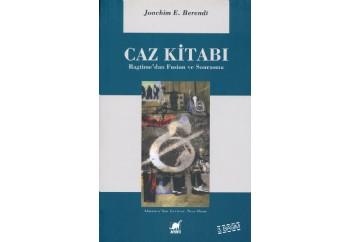 Caz Kitabı Kitap - Joachim E. Berendt