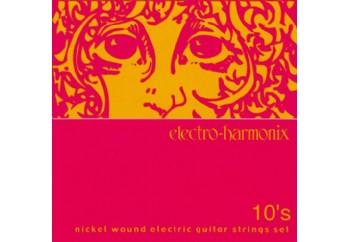 electro-harmonix NIC10 Nickel Wound Light Takım Tel - Elektro Gitar Teli 010-046