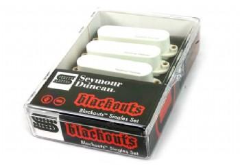 Seymour Duncan AS-1s Blackouts Set for Stratocaster - Manyetik Seti