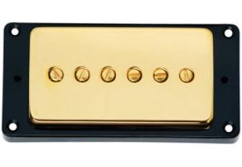 Seymour Duncan SPH90-1B Gold Cover - Humbucker Manyetik