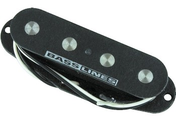 Seymour Duncan Basslines SCPB-3 Quarter-Pound Single-Coil P-Bass  - Bas Gitar Manyetiği