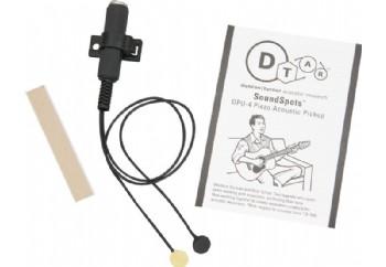 Dtar Twin Soundspot Classic Pickup - Yapıştırma Manyetik