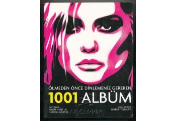 Ölmeden Önce Dinlemeniz Gereken 1001 Albüm Kitap - Robert Dimery