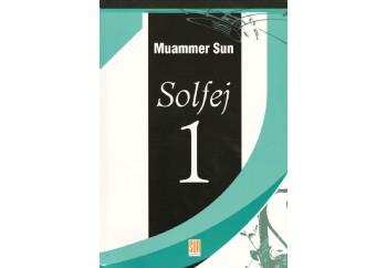 Solfej 1 Kitap - Muammer Sun