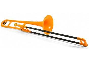Jiggs pBone Plastic Trombone Turuncu