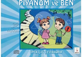 Piyanom ve Ben-1 Kitap