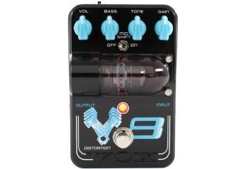 Vox TG1V8DS Tone Garage V8 Distortion Pedal