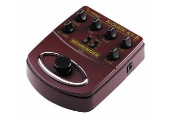Behringer ADI21 Acoustic - Preamp / DI Box