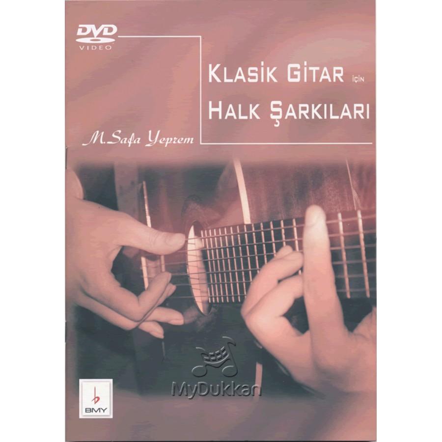 Klasik Gitar için Halk Şarkıları