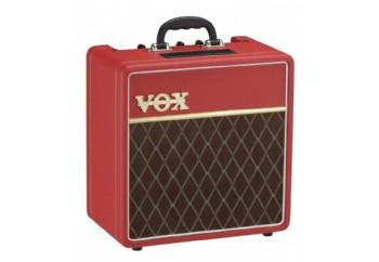 Vox AC4C1 RD - Kırmızı - Elektro Gitar Amfisi