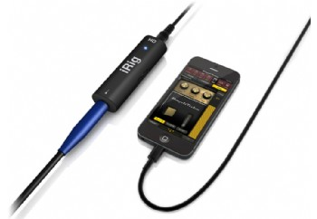 IK Multimedia iRig HD - iPhone/iPod touch/iPad için Gitar Arayüzü