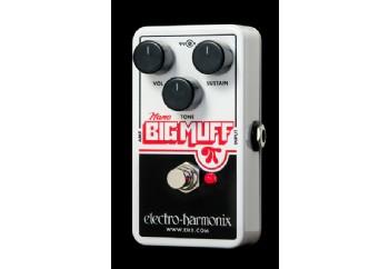 Electro-Harmonix Nano Big Muff - Distortion/Fuzz/Overdrive Pedalı