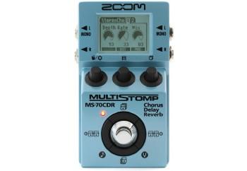 Zoom MS-70CDR - Gitar Prosesör