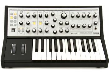 Moog Sub Phatty Analog Synthesizer - Analog Synthesizer