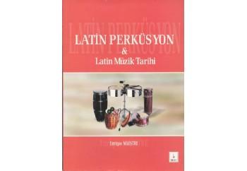 Latin Perküsyon - VCD'li Kitap - Enrique Maestre