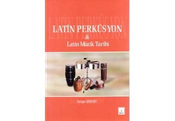 Latin Perküsyon - VCD'li Kitap