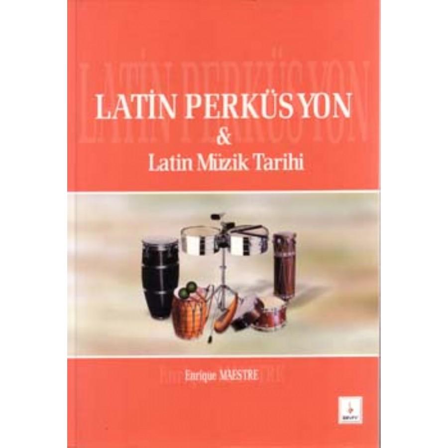 Latin Perküsyon - VCD'li