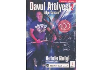 Davul Atölyesi - 2 DVD'li Kitap - Bilge Candan