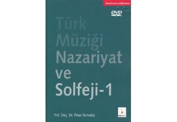T. Müzigi Nazariyat ve Solfeji - 1 DVD'li Kitap - Pınar Somakçı