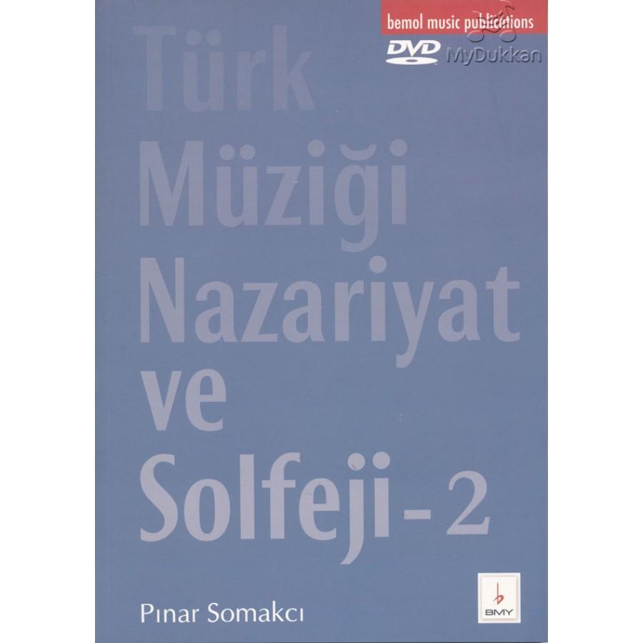 T. Müziği Nazariyat ve Solfeji 2 - DVD'li