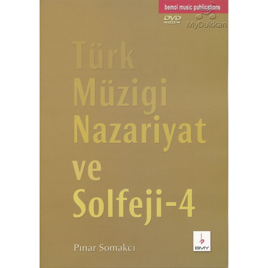 T. Müziği Nazariyat ve Solfeji 4 - DVD'li