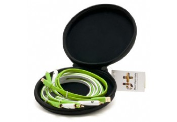 Neo Created by Oyaide d+ Class B Cable DJ Set 1 Metre - Kablo seti (Çantalı)
