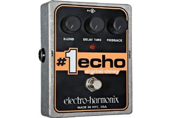 electro-harmonix #1 Echo - Digital Delay Pedalı