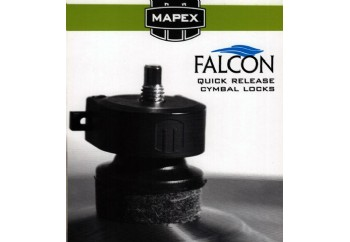 Mapex ACFBN Falcon Quick Release Cymbal Lock - Zil Bağlantı Aparatı