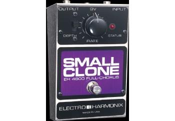 electro-harmonix Small Clone - Chorus Pedalı