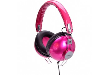 iDance HIPSTER Series Headphones Purple - Kulaklık