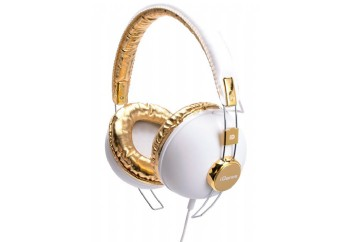 iDance HIPSTER Series Headphones White
