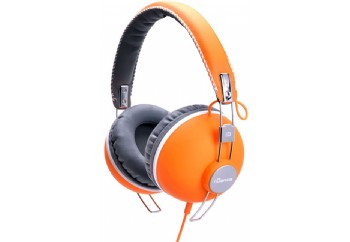 iDance HIPSTER Series Headphones Orange - Kulaklık