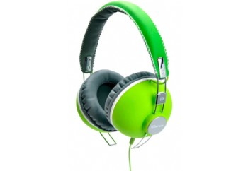 iDance HIPSTER Series Headphones Green - Kulaklık