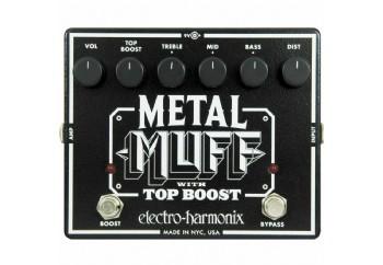 electro-harmonix Metal Muff - Distortion Pedalı