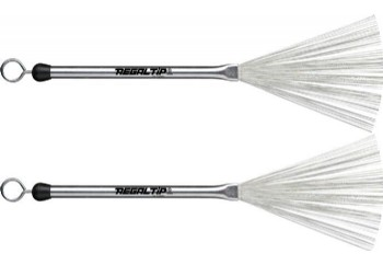 Regal Tip 561A Aluminum Retractable Wire Brushes - Fırça Baget