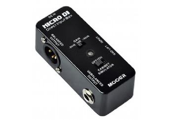 Mooer Micro DI - DI Box Pedalı