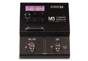 Line 6 M5 Stompbox Modeler - Gitar Prosesör