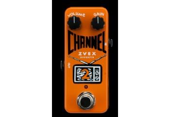 Zvex Channel 2 - Boost Pedalı