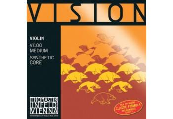 Thomastik VI100 Vision Violin String Set Takım Tel - Keman Teli