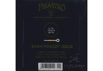 Pirastro Evah Pirazzi Gold Violin Strings Gold - E (mi) Tek Tel - Keman Teli