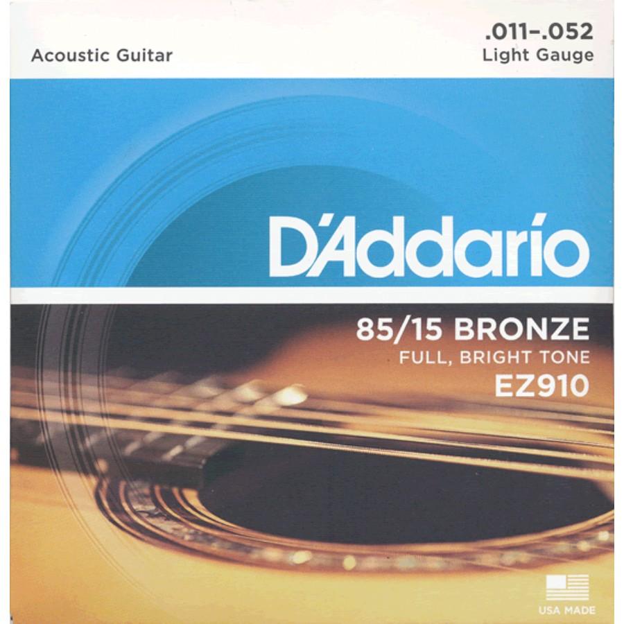 D'Addario EZ910 - Light