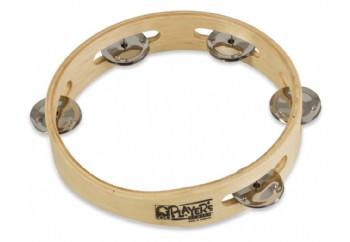 Toca Percussion T1075 Player's Wood Tambourine - Tamburin