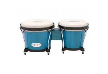 Toca Percussion 2100 Synergy Synthetic Bongos BB - Blue - Bongo