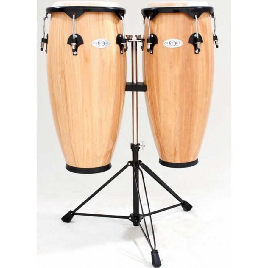 Toca Percussion 2300N Synergy Series Wood Conga Set