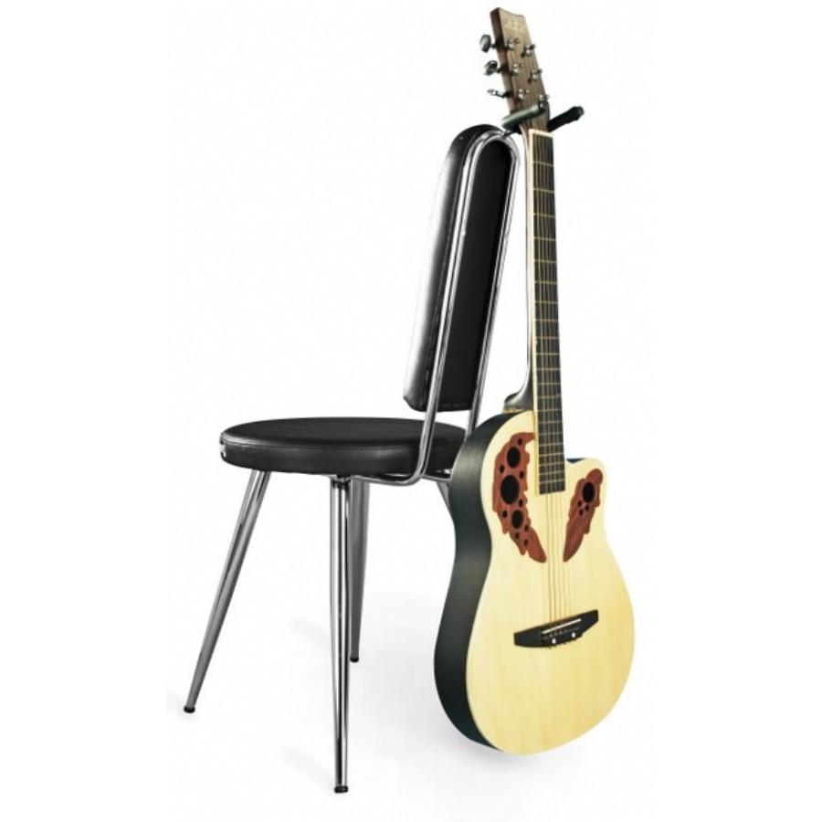 trameg esce 1001 chair guitar stand tabureli gitar sehpas mydukkan. Black Bedroom Furniture Sets. Home Design Ideas