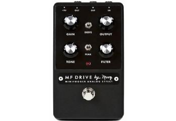 Moog MF Drive - Overdrive Pedalı
