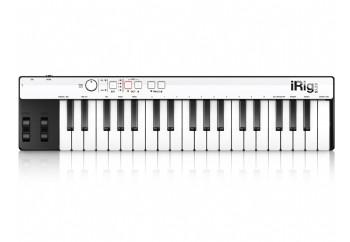 IK Multimedia iRig Keys Lightning - iPad, iPhone, iPod touch ve Mac/PC için MIDI Klavye