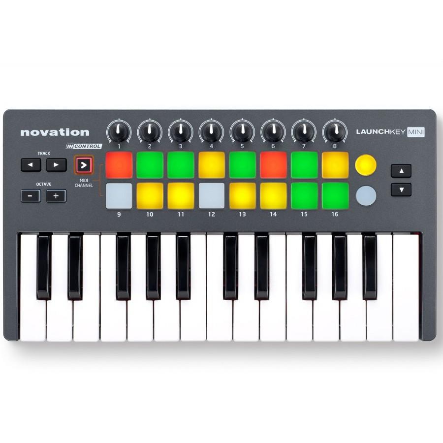 MIDI klavye nedir